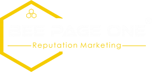 Bee Page One Reputation Marketing
